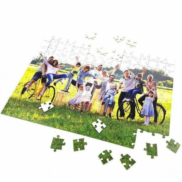 Puzzle iz lastne fotografije