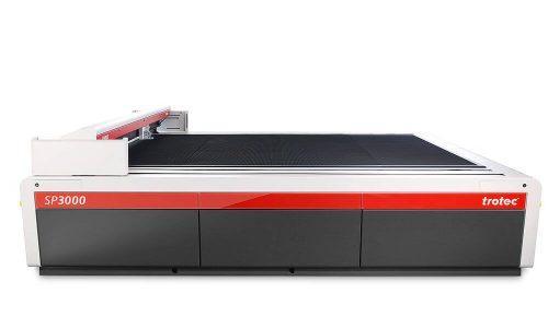 Laserski rezalnik Trotec SP 3000