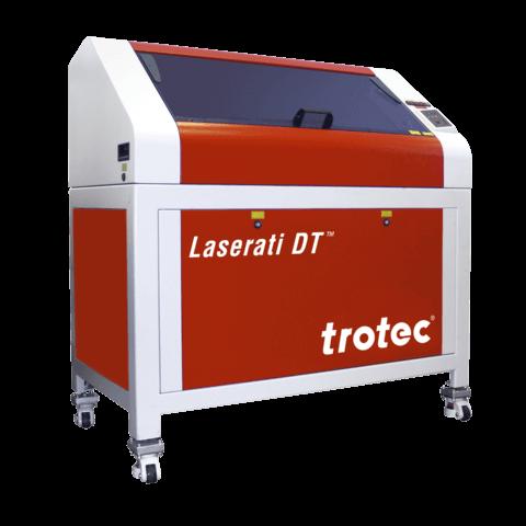 Laserati DT laser za izdelavo žigov