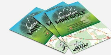Letaki adventure mini golf