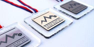 Medalje za različne dogodke
