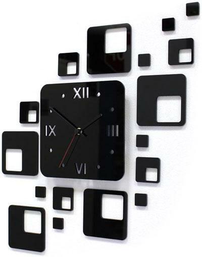 Moderne stenske ure