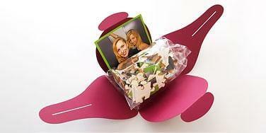 Puzzle v lični embalaži