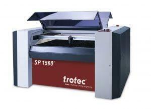 Laserski stroj SP1500