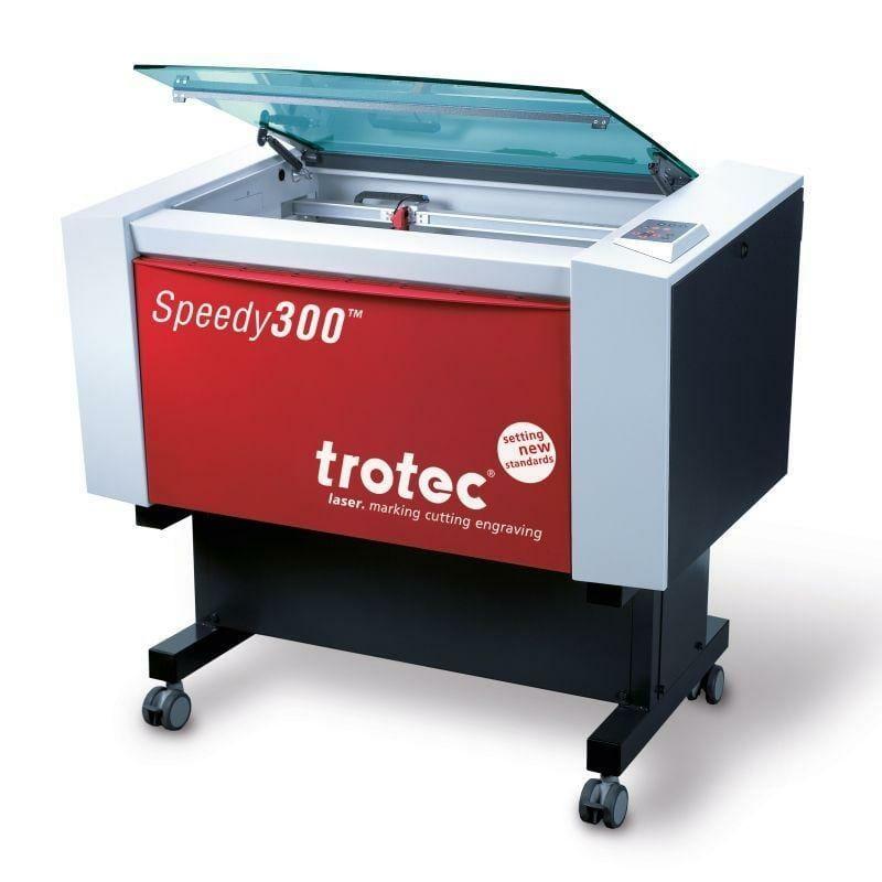 Speedy 300 laserski stroj