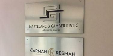 Martelanc & Camber Ristic tabla