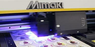 Tiskanje z uv tiskalnikom Mimami UJF-3042
