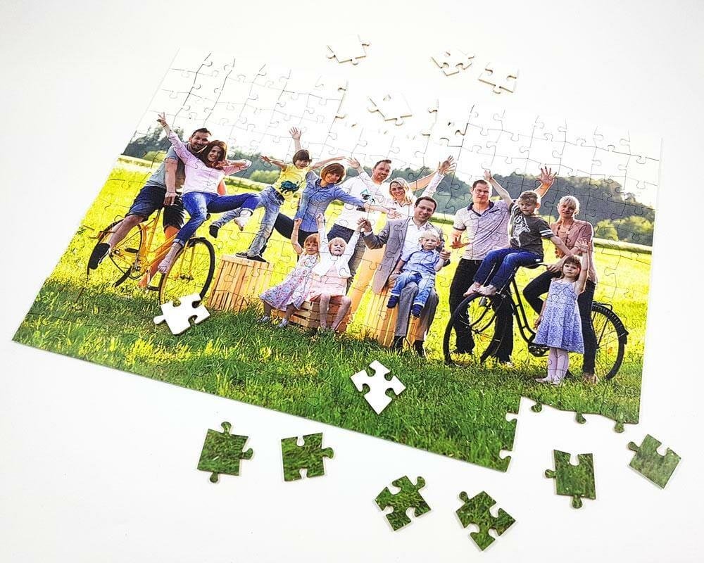 Puzzle prijatelji