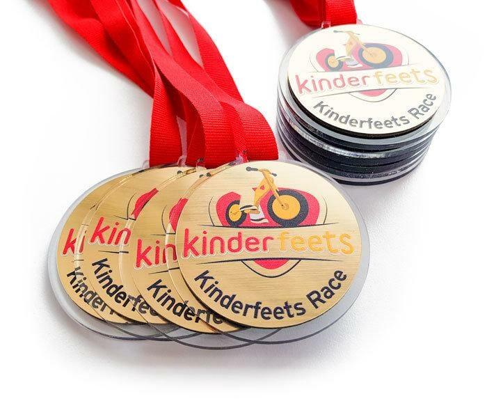 Kinder Feets Medalje