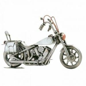 Chopper kovinska skulptura