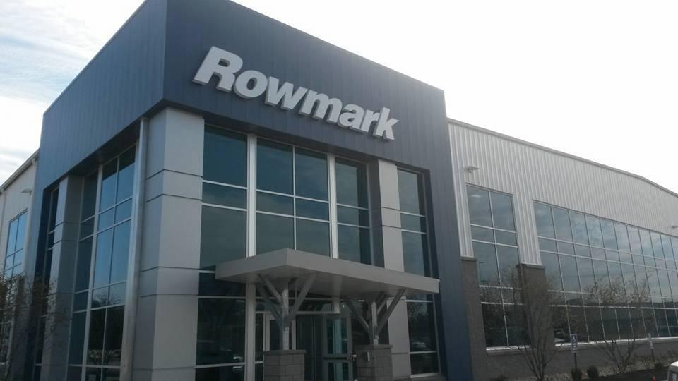 Sedež podjetja Rowmark