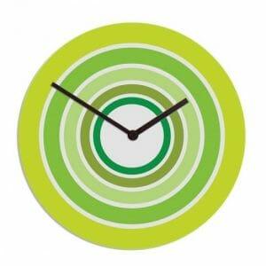 Stenska ura bistra zelena
