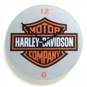 Stenska ura Harley Davidson