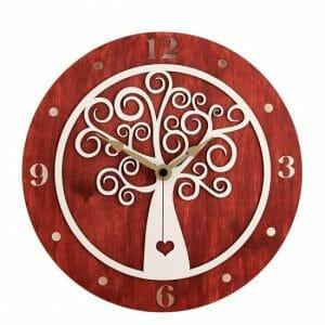 Hrastnik stenska ura