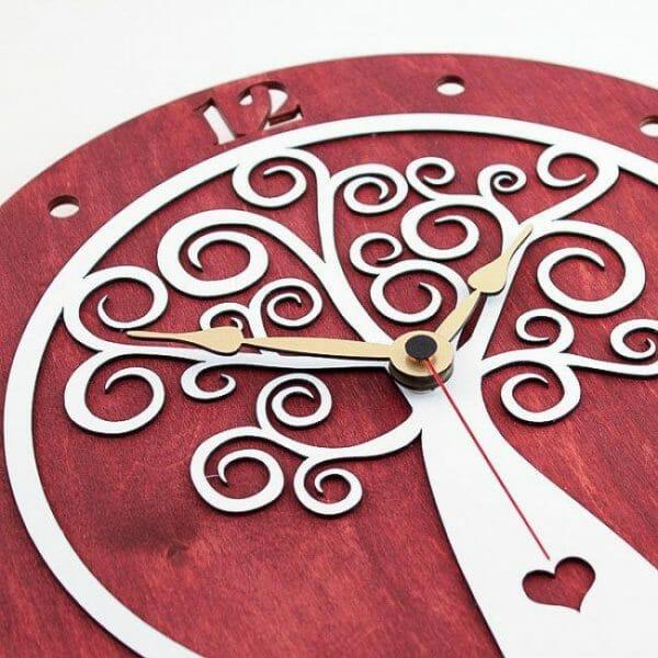 Stenska ura Hrastnik številčnica