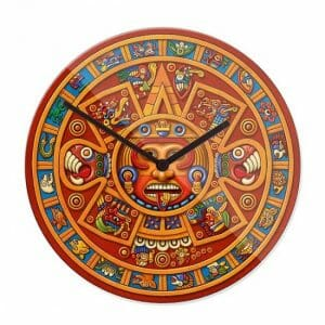 Mehika Stenska ura Majevski koledar