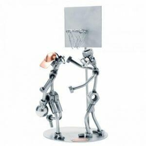Košarka kovinska skulptura