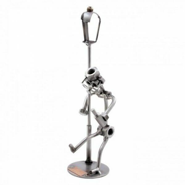 Pijanec kovinska skulptura