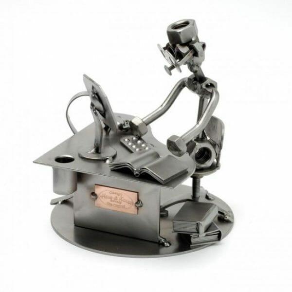 Računovodja skulptura
