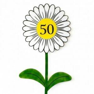 Roža za okroglo obletnico