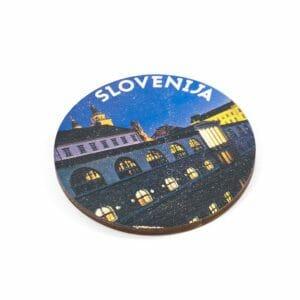 Magnetki Ljubljanica, ljubljana, slovenija