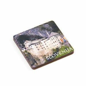 Magnetki Predjamski grad, slovenija, znamenitosti