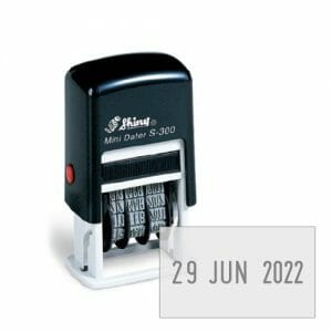 Shiny Printer S-300 Mini Dater