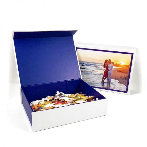 Premium darilna škatla za puzzle