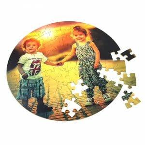 Puzzle (sestavljanke) iz lastne fotografije