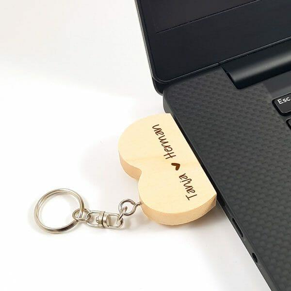 USB ključ v računalniku