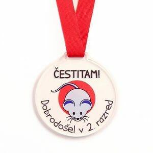 Medalja za otroke