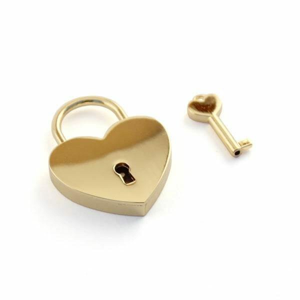 Ključavnice ljubezni s ključkom