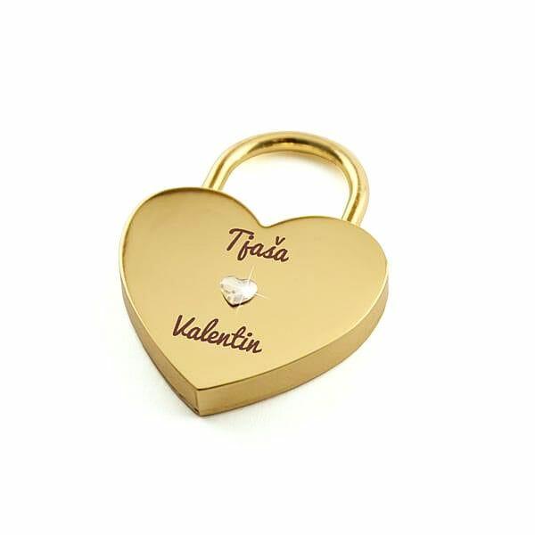 Valentinovo darila, ključavnica ljubezni, darila za pare