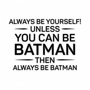 Nalepka Batman