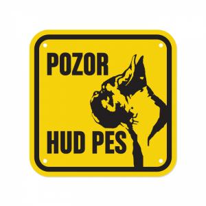 pes nemški bokser, pasma, tabla za psa