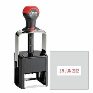 Shiny H-6105 datumska štampiljka kvadratna