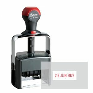Shiny H-6106 datumska štampiljka, žig z datumom