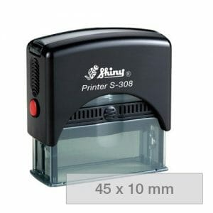Printer Shiny S-308 avtomatska štampiljka