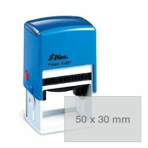 Shiny Printer S-827 avtomatska štampiljka