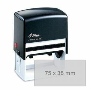 Shiny Printer S-830 avtomatski žig