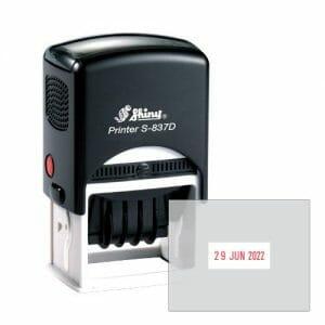 Shiny Printer S-837D datumske štampiljke