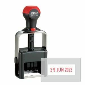 Shiny H-6100 datumska štampiljka