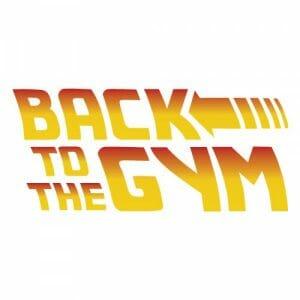 nazaj v telovadnico, darilo za fitneserje in športnike