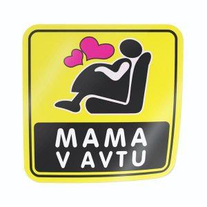 mama-v-avtu-avto-nalepka