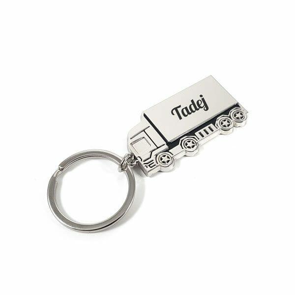 Obesek za ključe za tovornjakarje