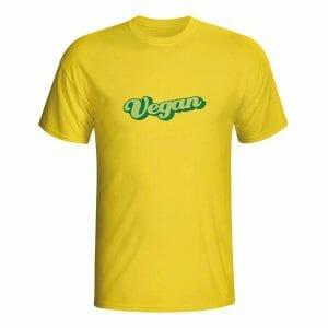 Vegan, majica