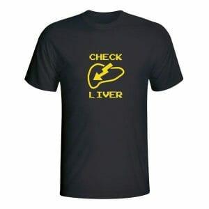 Check Liver majica