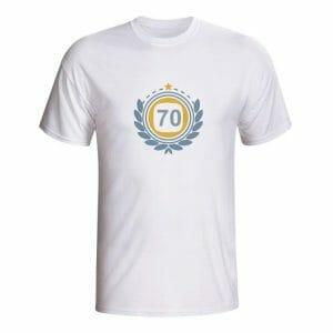Majica za rojstni dan z lastno letnico