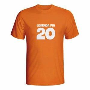 Legenda pri 20, majica z lastnim napisom