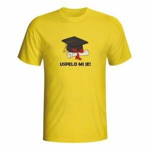 Majica za maturo, diplomo, doktorat